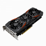 Видеокарта nVidia GeForce GTX1070 Ti Gigabyte WindForce 3X 8192Mb (GV-N107TGAMING-8GD)